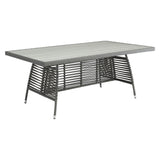 Sandbanks Dining Table Grey - etriggerz.com