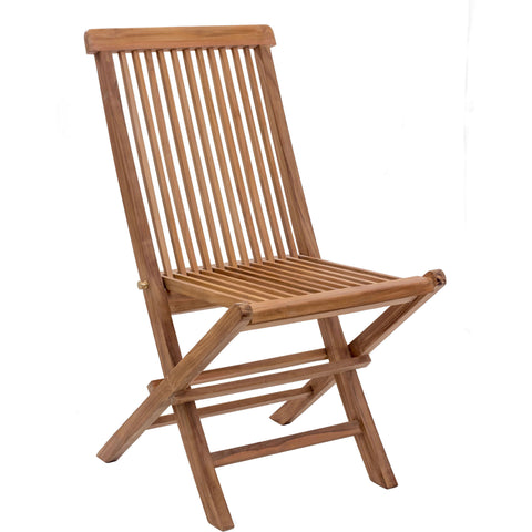 Regatta Outdoor Folding Chair Natural (Set of 2)