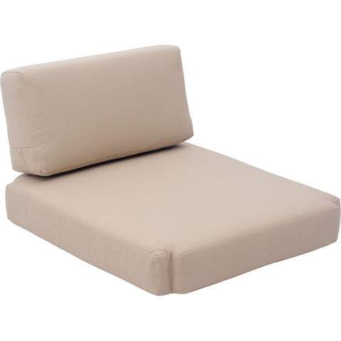 Bilander Outdoor Arm Chair Cushion Beige