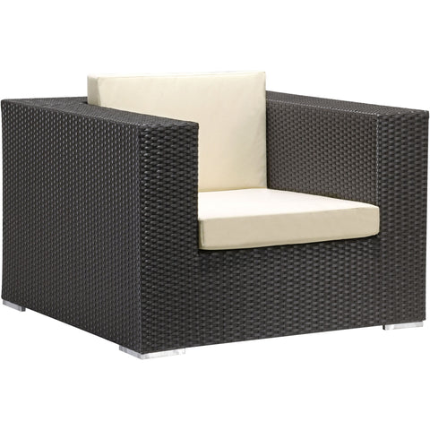 Cartagena Outdoor Arm Chair Espresso