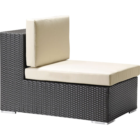 Cartagena Outdoor Middle Chair Espresso