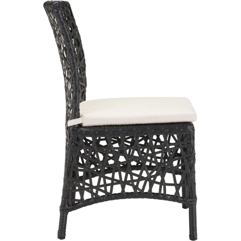Santa Cruz Outdoor Chair, Terra Brown