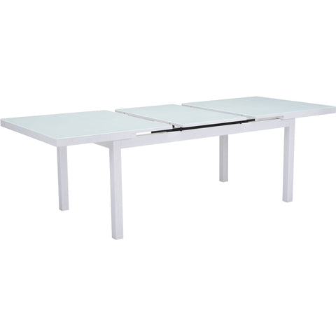 Mayakoba Outdoor Dining Table, White
