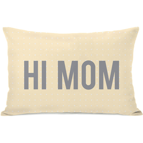 """Like Mother Like Daughter"" Indoor Throw Pillow by OneBellaCasa, 14""x20"""