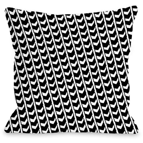 """Chroma"" Outdoor Throw Pillow by Jeanetta Gonzales, 16""x16"""