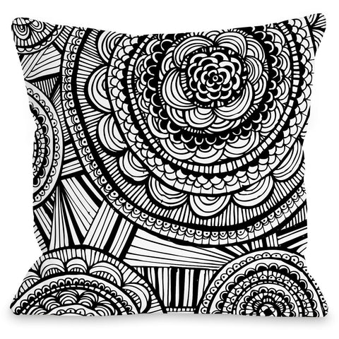 """Brienne"" Outdoor Throw Pillow by Joy Ting, 16""x16"""