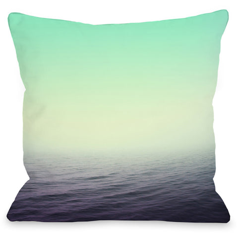 """Mikki"" Outdoor Throw Pillow by OneBellaCasa, 16""x16"""