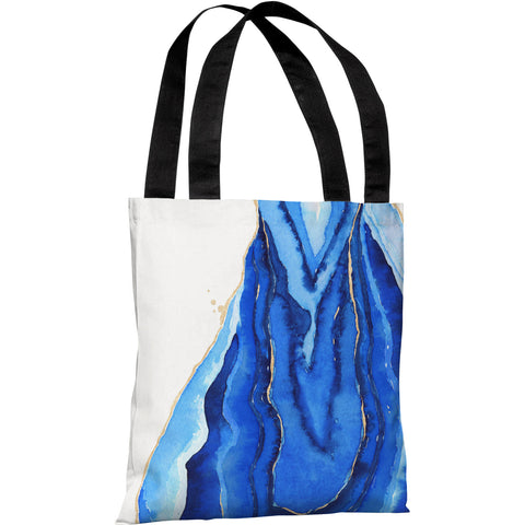 """Bold Formations"" 18""x18"" Tote Bag by lezleeelliot"