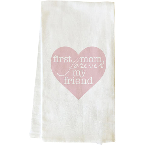 """Mommy's Busy"" Tea Towel by OneBellaCasa"