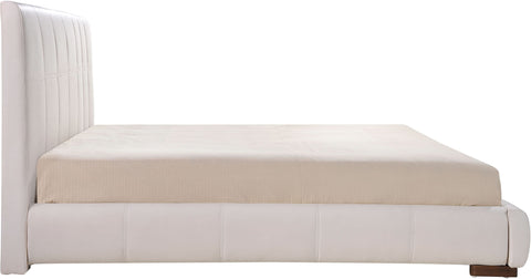 Amelie King Bed White
