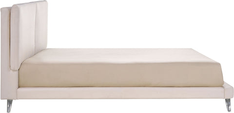 Rivette King Bed White