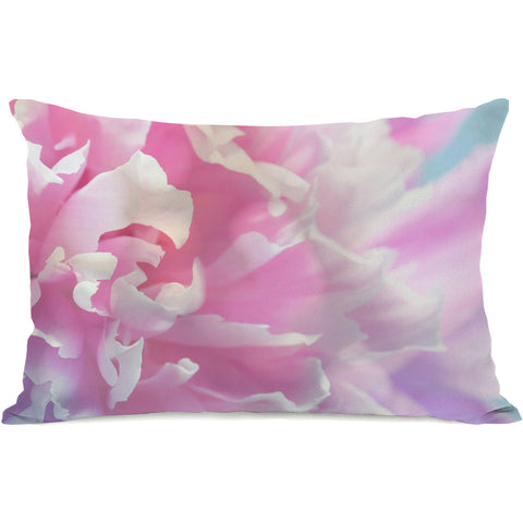 """Courtney"" Outdoor Throw Pillow by OneBellaCasa, 14""x20"""