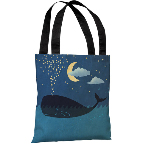 """Star Maker"" 18""x18"" Tote Bag by Terry Fan"