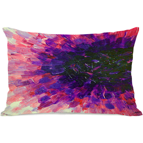 """Limitless"" Indoor Throw Pillow by Julia Di Sano, 14""x20"""