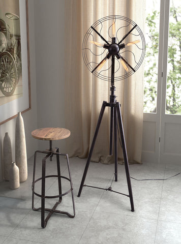 Samsonyte Floor Lamp Rust