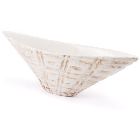 Ivory Kaban Bowl