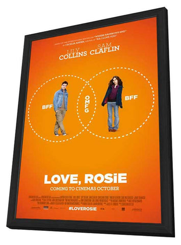 Lovelace 11x17 Framed Movie Poster (2013)