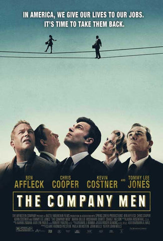 The Company Men 11x17 Movie Poster (2010)