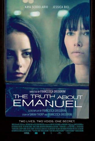 The Truth About Emanuel 27x40 Movie Poster (2014)