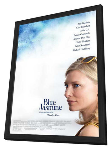 Blue Jasmine 27x40 Framed Movie Poster (2013)