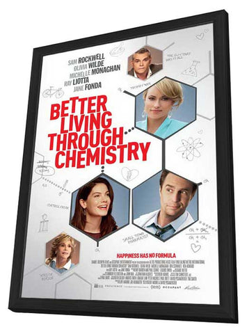 For Ellen 27x40 Framed Movie Poster (2012)