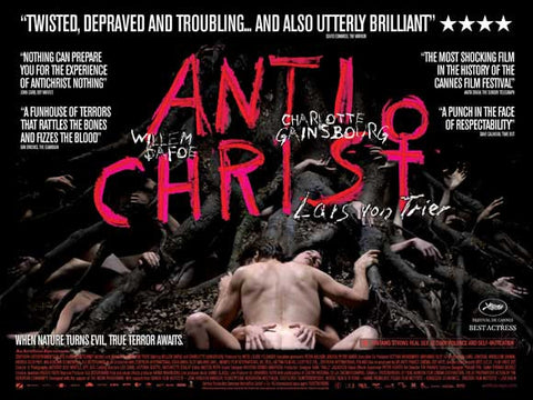 Antichrist (UK) 30x40 Movie Poster (2009)
