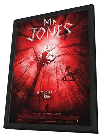 Mr Jones 11x17 Framed Movie Poster (2014)