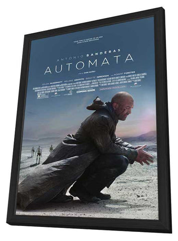 Automata 11x17 Framed Movie Poster (2014)