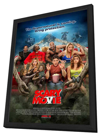 Scary Movie 5 11x17 Framed Movie Poster (2012)