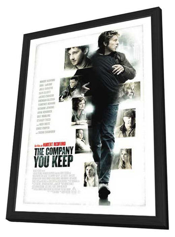 The Attack (Belgian) 11x17 Framed Movie Poster (2013)
