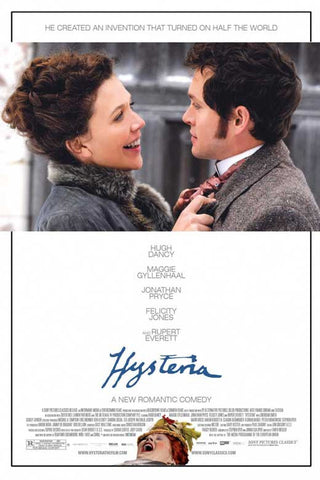 Hysteria 11x17 Movie Poster (2012)