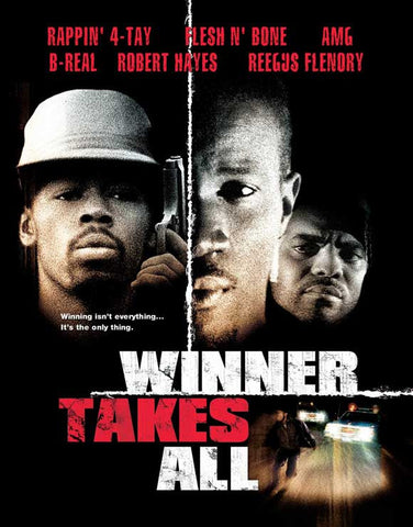 Winner Takes All 11x17 Movie Poster (1998)