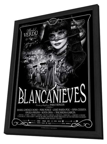 Blancanieves (Spanish) 27x40 Framed Movie Poster (2013)