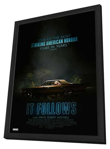 Admission 11x17 Framed Movie Poster (2013)