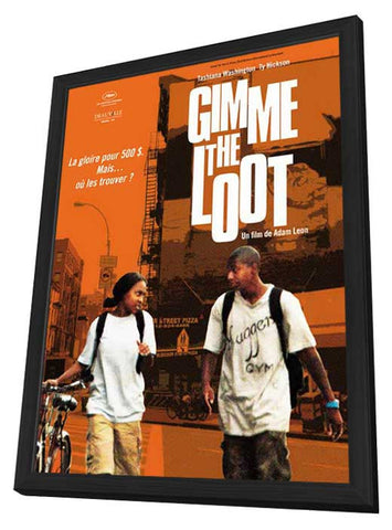 Gimme the Loot 11x17 Framed Movie Poster (2013)