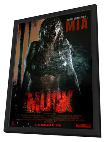 Muck 27x40 Framed Movie Poster (2015)