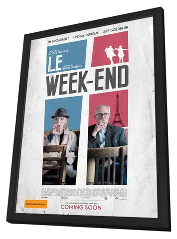 The Tall Man 27x40 Framed Movie Poster (2012)