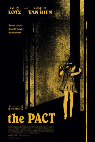 The Pact 27x40 Movie Poster (2012)