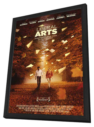 Liberal Arts 11x17 Framed Movie Poster (2012)