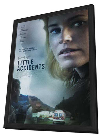 Little Accidents 11x17 Framed Movie Poster (2015)