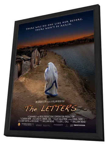 The Letters 27x40 Framed Movie Poster (2014)