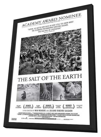 A Fierce Green Fire: The Battle for a Living Planet 11x17 Framed Movie Poster (2013)