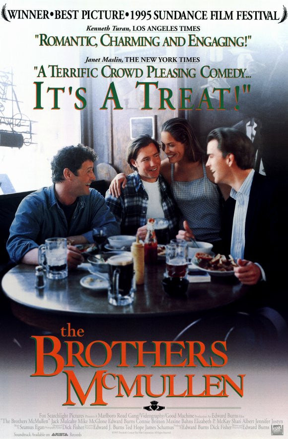 The Brothers McMullen 11x17 Movie Poster 1995 – etriggerz