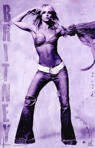 Britney Spears 11x17 Music Poster