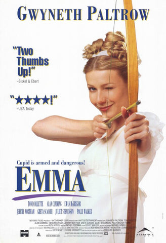 Emma 11x17 Movie Poster (1996)