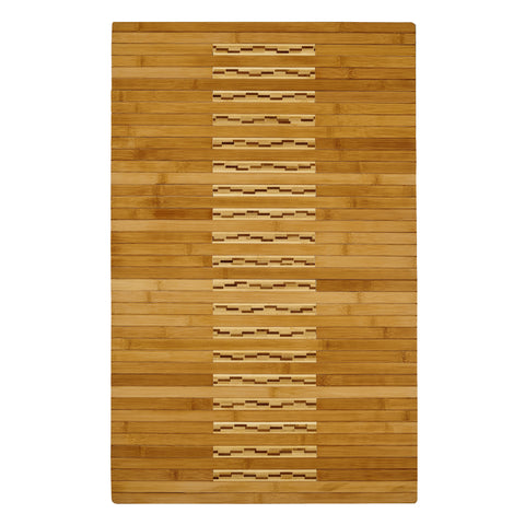 "Bamboo Kitchen & Bath Mat 20"" x 32"""