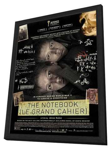 The Notebook 27x40 Framed Movie Poster (2014)