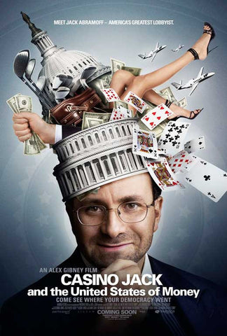 Casino Jack and the United States of Money 27x40 Movie Poster (2010)