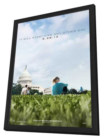 Argo 11x17 Framed Movie Poster (2012)