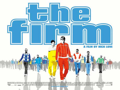 The Firm 11x17 Movie Poster (2009)